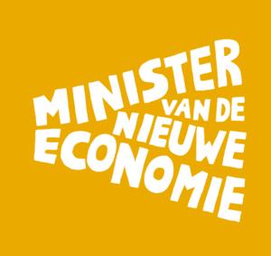 Minister nieuwe economie